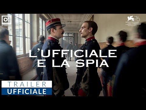 Preview Trailer L'Ufficiale e la Spia, trailer ufficiale italiano