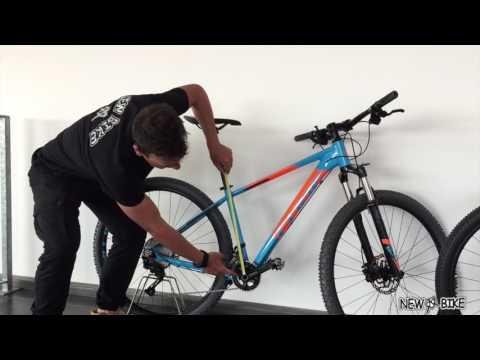 Quale è il telaio bici giusto per te?
