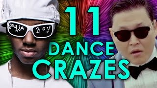 11 Songs That Started Dance Crazes