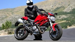 9. DUCATI MONSTER 796  2012 test review