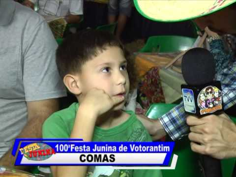 100ª Festa Junina de Votorantim - Comas