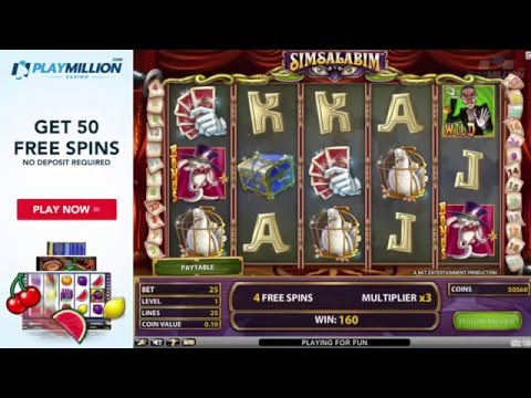 Simsalabim Slot Magical Wins!