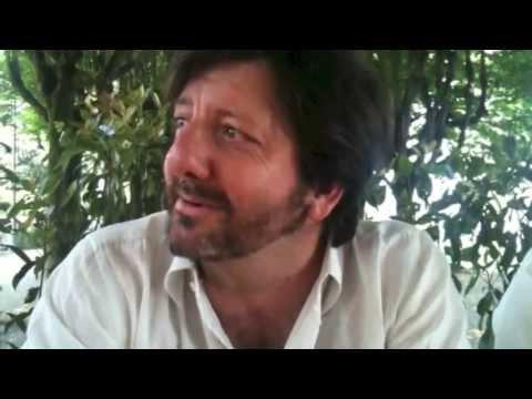 Augusto Fornari presenta il corto girato ad Angera