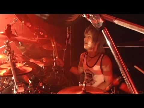 the CYCLE - ??Kamikaze (Live) online metal music video by CYCLE