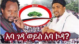 Ethiopia: ኦዲፒ  አባ ገዳ ወይስ አባ ኮዳ? | Temesgen Desalegn | ODP | ፍትህ