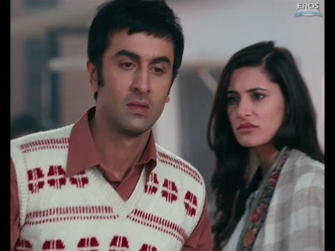 rockstar - Ranbir finds out that in order to produce melody and attain fame, he needs to experience heartbreak. He proposes Nargis only to get humiliated.