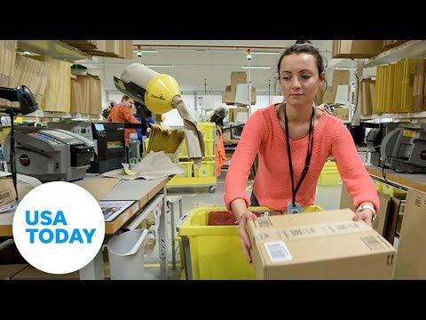 Amazon, Instacart workers plan strike for better protection, pay  USA TODAY