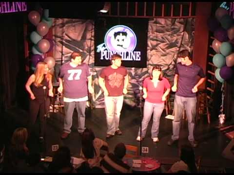 The OTC Comedy Troupe Special Event Video