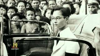 King Bhumibol Of Thailand The People's King