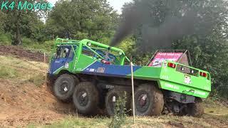 Video 8x8 Truck in Truck trial | Straz Pod Ralskem, Czechia 2018 | no. 534 & 553 MP3, 3GP, MP4, WEBM, AVI, FLV Mei 2019