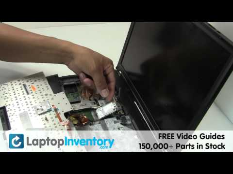 IBM LENOVO T60 T61 Wireless Card Replacement Guide - Install Fix Replace - Laptop Wifi