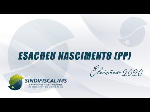 Entrevista com o candidato Esacheu Nascimento (PP)