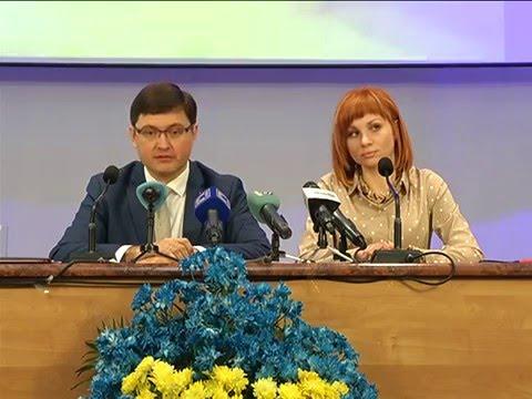 Пресс-конференция городского головы Мариуполя Вадима Бойченко 17 декабря 2015 года