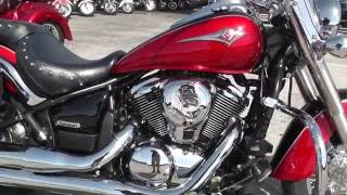 2. 004162 - 2006 Kawasaki Vulcan 900 Classic LT VN900D - Used motorcycles for sale