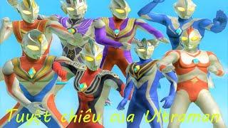 Video Sieu Nhan Game Play | Các tuyệt chiêu và khiên đỡ của Ultraman #1 Trong Game Ultraman FE3 NEW skill MP3, 3GP, MP4, WEBM, AVI, FLV Maret 2019