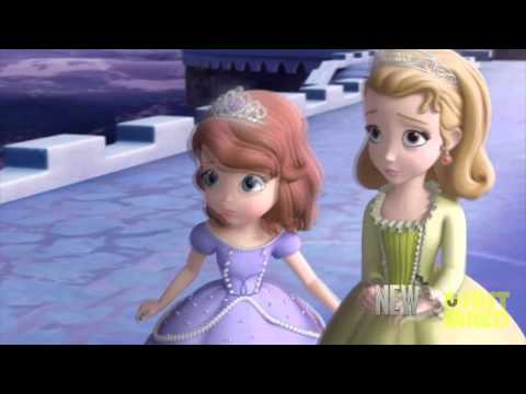 Sofia the First: The Curse of Princess Ivy Promo