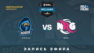 Rogue vs NRG - ESL Pro League S7 NA - de_mirage [Enkanis, GodMint]