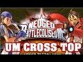 Um Crossover Muito Top Neo Geo Battle Coliseum