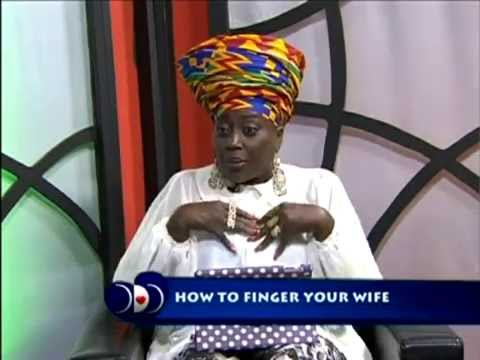 akumaamamazimbi - How to finger your wife. For more info, visit www.medaase.com.