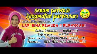 Senam Perwosi Kecamatan Purwosari - Bojonegoro 2017 - Part 1 : Senam Perwosi Bojonegoro