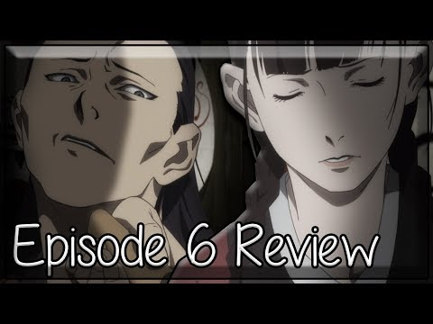 The Mask You Can't Remove - Blade of the Immortal (ONA) Episode 6 Review