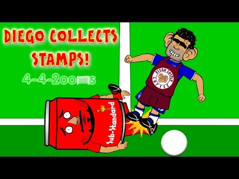 fc - FULL VIDEO HERE: http://bit.ly/COSTAstamps Subscribe: http://bit.ly/442oonsSUB http://youtube.com/442oons http://facebook.com/442oons http://twitter.com/442oons http://plus.google.com/+442oons...
