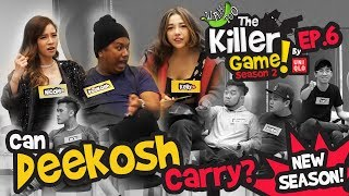 Video The Killer Game By Uniqlo S2EP6 - Can Deekosh carry? MP3, 3GP, MP4, WEBM, AVI, FLV Maret 2019