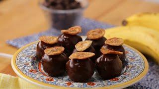 Banana Bread Cake Truffles •Tasty by Tasty