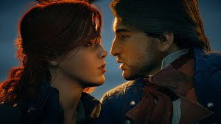 Assassin S Creed Unity Full Movie  Hd   2014    Gameplay   Cutscenes   Ending