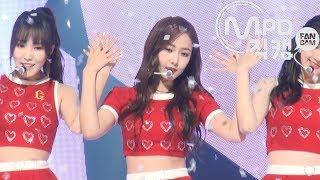 [엠넷 엠피디직캠] 여자친구 신비 직캠 귀를 기울이면 LOVE WHISPER GFRIEND Fancam @Mnet MCOUNTDOWN_170817