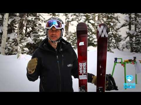 2014 Volkl Mantra Ski Overview