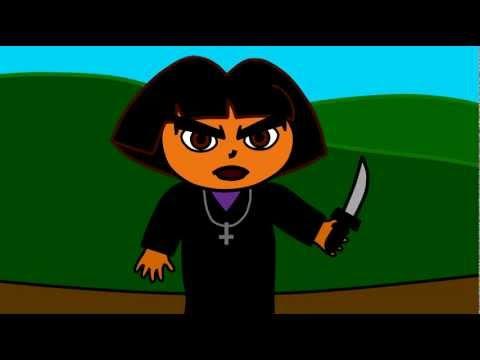 Dora the Goth Explorer # 2
