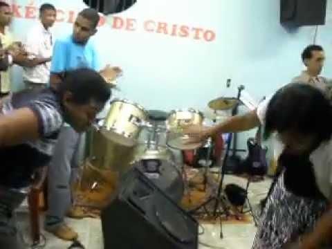 CANTORA ROSANA BORGES PODER/GLÓRIA DE JEOV� EM CORDEIRO(RJ)!!!