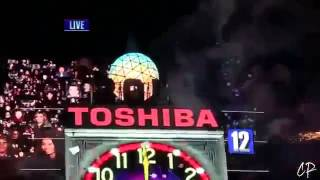 2015 New York City, Time Square Ball Drop 2015 New Years Fireworks Show HD