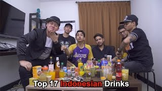 Video Top 17 Indonesian Drinks | Reza Oktovian | Chandra Liow | David Beatt | Niko Werner MP3, 3GP, MP4, WEBM, AVI, FLV November 2017