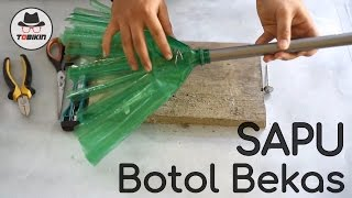 Video How to Make Sweep from Used Bottles MP3, 3GP, MP4, WEBM, AVI, FLV Februari 2018