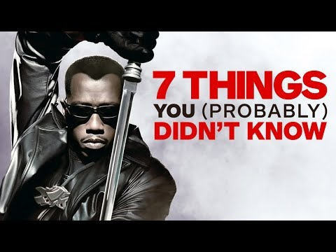 7 Things You Didn t About Blade