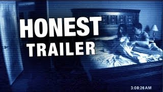 Paranormal Activity - Honest Trailers