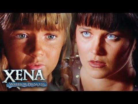 Xena faz as pazes com Solan | Xena: A Princesa Guerreira