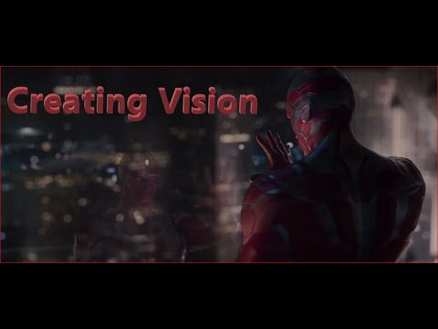 Creating Vision   Captain America vs Tony Stark   Fight Scene   Age of Ultron   CLIP9 HD