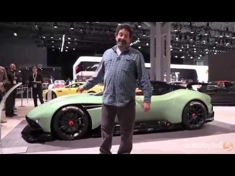 Top 5 Sports Cars at the 2015 New York Auto Show