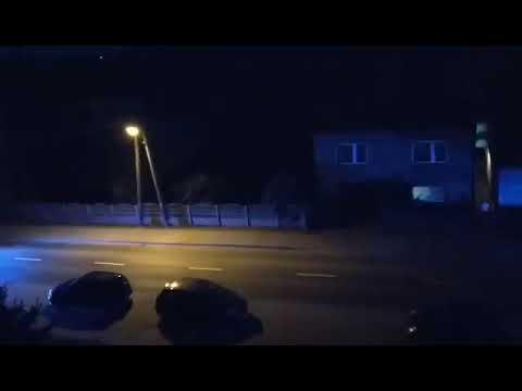 Wideo1: Policyjny pościg w powiecie kościańskim