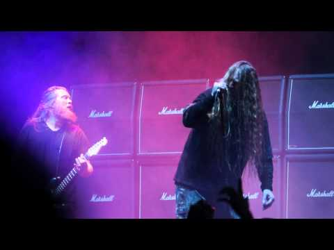 Obituary - Til Death (Metal Fest Chile 2012) Movistar Arena (HD 1080p)