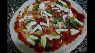 L'arte della pizza a La Genzanese