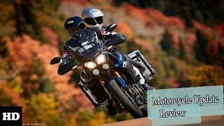 6. 2018 Yamaha Super Ténéré  Super Ténéré ES Chassis l Motorcycle Update
