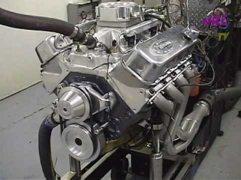 EFI 750 HP 572 BBC From Nelson Racing Engines.  NRE.