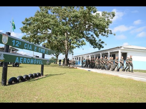Exército Brasileira celebra Dia da Vitória em Pindamonhangaba