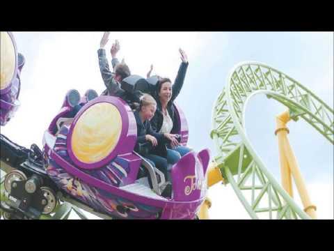 Toverland Muziek - Dwervelwind Ride