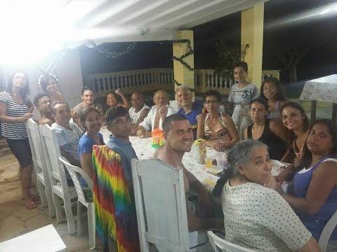 Família Moraes em Itariri