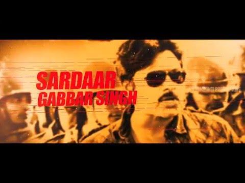 Sardaar Gabbar Singh Promotional Song